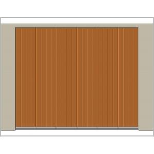 Redsea - Porte de garage à déplacement latéral